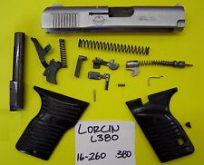 LORCIN L 380 GUN PARTS LOT ALL PARTS PICTURED ALL 4 ONE PRICE ITEM # 16-260