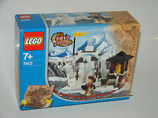 Lego Orient Expedition escondite del yeti 7412 nuevo embalaje original New misb NRFB