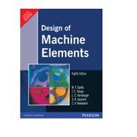 Design of Machine Elements by L. E. Hornberger, M. F. Spotts, Terry E. Shoup ...