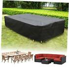 """137 Inch Patio Furniture Cover for Outdoor Snow 137"""" L x 86"""" W x 27.5"""" H"""