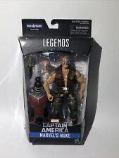 "Marvel's Nuke 6"" Captain America Civil War BAF Giant Man Marvel Legends Figure"