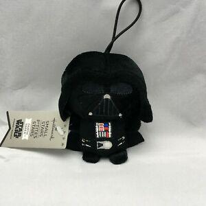 Hallmark Small Stars Star Wars Darth Vader Plush Ornament Christmas 2018
