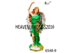 ANGEL  LA ABUNDANCIA/ Lady Of Abundance Statue 6548-9-NEW IN BOX