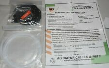 Alligator I-Link Derailleur Cable Kit like Nokon NEW PTFE cables alloy housing