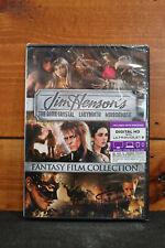 Jim Henson's Fantasy Film Collection | The Dark Crystal/Labyrinth/Mirrorm ask
