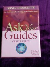 Oracle cards used