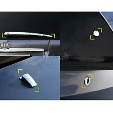 K-535 Car Chrome Molding Cover Set for Kia Sedona/Grand Carnival 2006-2010