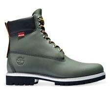 Timberland Men'S 6 дюймов (примерно 15.24 см) зеленый helcor к царапинам рабочие ботинки стиль A2NBA