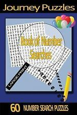 Journey Number Search Puzzles: 60 Stimulating Puzzles by G. Dehaney (2015,...