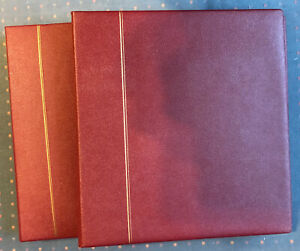 Berlin - Sammlung 1948 - 1990 postfrisch ** in zwei SAFE - Vordruck-Ringbindern