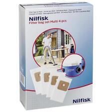 Nilfisk Original Filterbeutel Staubsaugerbeutel 4St Multi 20 30 Serie #107402336