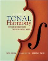 Workbook for Tonal Harmony with an Introduction to Twentieth-Century Music, 6t..