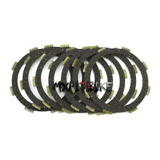 Engine Clutch Friction Plates For IRBIS BSE KAYO Apollo Orion 250cc Dirt Bikes