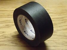 180 Foot Roll - 2 Inch Wide BLACK MASKING TAPE
