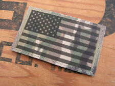 "SNAKE PATCH -  "" USA "" multicam 50 étoile écusson US ARMY NAVY AIR FORCE BV"