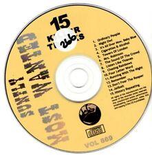 Sunfly Most Wanted 869 15 Massive Hits CDG Karaoke SMW 869