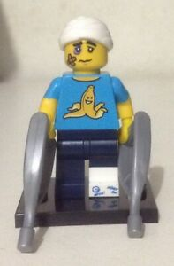 LEGO MINIFIGURES SERIES 15 CLUMSY GUY 71011 FIGURE