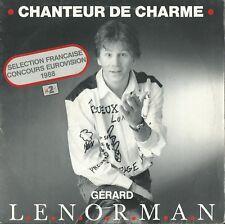 "Gerard Lenorman ""Chanteur de charme"" Eurovision France 1988"
