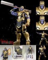 S.H.Figuarts Marvel Avengers Endgame Thanos PVC Action Figure New In Box