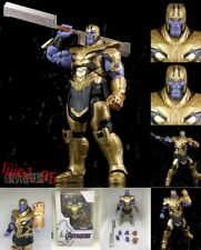 SHF S.H.Figuarts Marvel Avengers Endgame Thanos PVC Action Figure New In Box