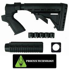 MOSSBERG 500 590 835 12GA Phoenix Tactical Shotgun Stock MTS750 + Forend Grip