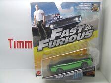 Dodge Challenger SRT8 2011 Fast & Furious 7 MATTEL Comme neuf IN BOX Mattel