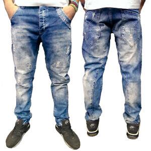 YAKUZA Ink 893 Anti Fit Jeans JEB 557 light vintage
