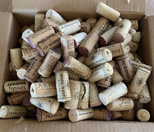 Lot of 600+ red wine corks used - assorted