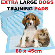 More details for heavy duty large puppy pet training wee pee toilet pads pad floor mats cat dog