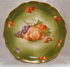 "Vintage RC Crysantheme Phillip Rosenthal & Co Bavaria 13 1/4"" Platter, Fruits"