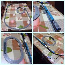 Modellismo: Kit base iniziale per due: treno e tram scala N, funzionano assieme