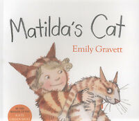 Matilda's cat by Emily Gravett (Paperback) Incredible Value and Free Shipping!