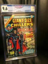 Giant-Size Chillers #1 - First Appearance of Lilith, Midnight Sons - 9.6 NM+!