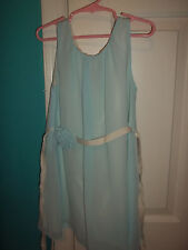 Carter's Girl's Size 5 Light Blue Spring/ Summer Dress