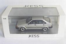 ALFA ROMEO ARNA SL 4 DOORS 1984 GRIGIO METAL KESS KE43000020 1/43 GREY METALLIC