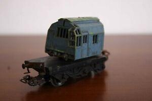 Marklin Märklin 315/2 DB Crane Car (broken & missing parts)