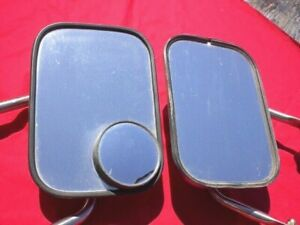 VINTAGE FORD PICKUP TRUCK STAINLESS STEEL MIRRORS