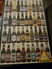 """NEW! """"Beers of the World"""" 1000 pc jigsaw puzzle"""