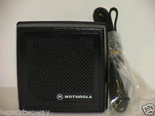Motorola HSN4032B Altavoz Externo Con Soporte Nuevo