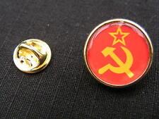 "Pin's "" URSS "" cccp RUSSIE communiste AK punk flora"