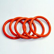 44mm Tube Dampers Silicone O-Ring fit KT88 6550 KT66 KT100 tube audio Amps 10pc