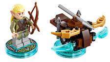 LEGO Dimensions Lord of the Rings Legolas Fun Pack 71219 - BRAND NEW and UNBOXED