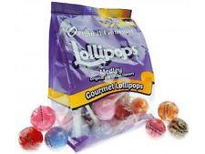 ORIGINAL GOURMET^*7.4oz Bag MEDLEY Original+Cream MINI LOLLIPOPS Candy Exp.3/18+