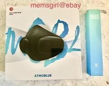 Atmoblue Smart Portable Air Purifier + 6 Extra filters - Powered HEPA Mask