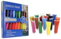 Coffret Peinture Acrylique 16 Pots de 36ml