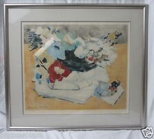 Jean Isy de Botton (1898-1978) hand signed limited edition print 54/500 MINT!