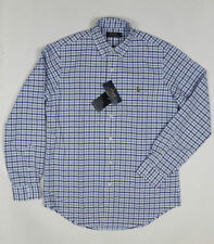 Ralph Lauren Check Single Cuff Formal Shirts for Men