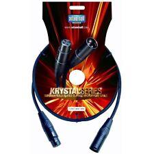 Câble Micro Krystal Serie OCC 10m XLR Mâle / Femelle - 10 Mètres