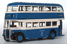 16129 EFE Bleu Leyland Titan PD2 Highbridge Double Jeu Bus Ashton 1:76