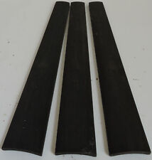 Three 4/4 Violin Gabon Ebony Fingerboard Violins Violas AAA Quality Shipped Free